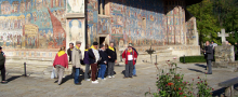 Pèlerinage en Roumanie