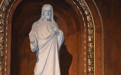 Offrande du diocèse de Poitiers au Sacré-Coeur – Prières à Marie