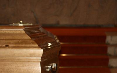 Communiqué : les obsèques religieuses en temps d'épidémie