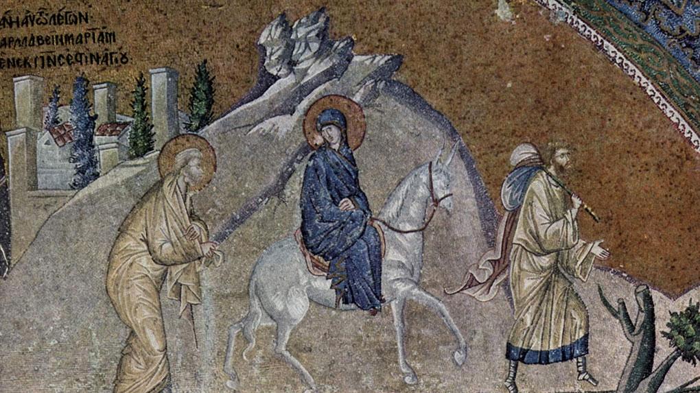 Catéchèse du mercredi :  Marie, Marche avec nous.