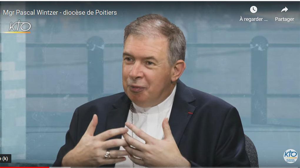 Mgr Pascal Wintzer sur KTO