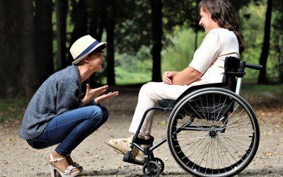 Handicap et foi, et l'année 2020