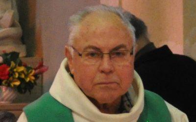 Décès du Père Didier Vincendeau