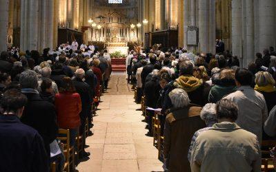 Décret concernant la coordination de la vie des paroisses, une mission, des ministères
